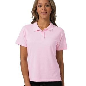 Jerzees Colours Ladies Pima Polo Shirt
